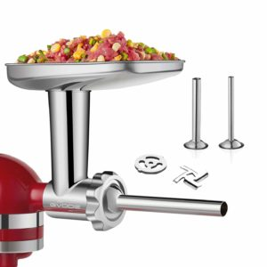 Gvode FGA Meat Grinder Attachment for Kitchenaid Stand Mixer