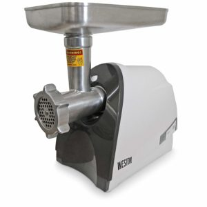 Weston 575 watt electric heavy duty grinder