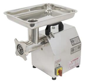 American Eagle Food Machinery 1HP #12 Commercial Stainless Steel Meat Grinder