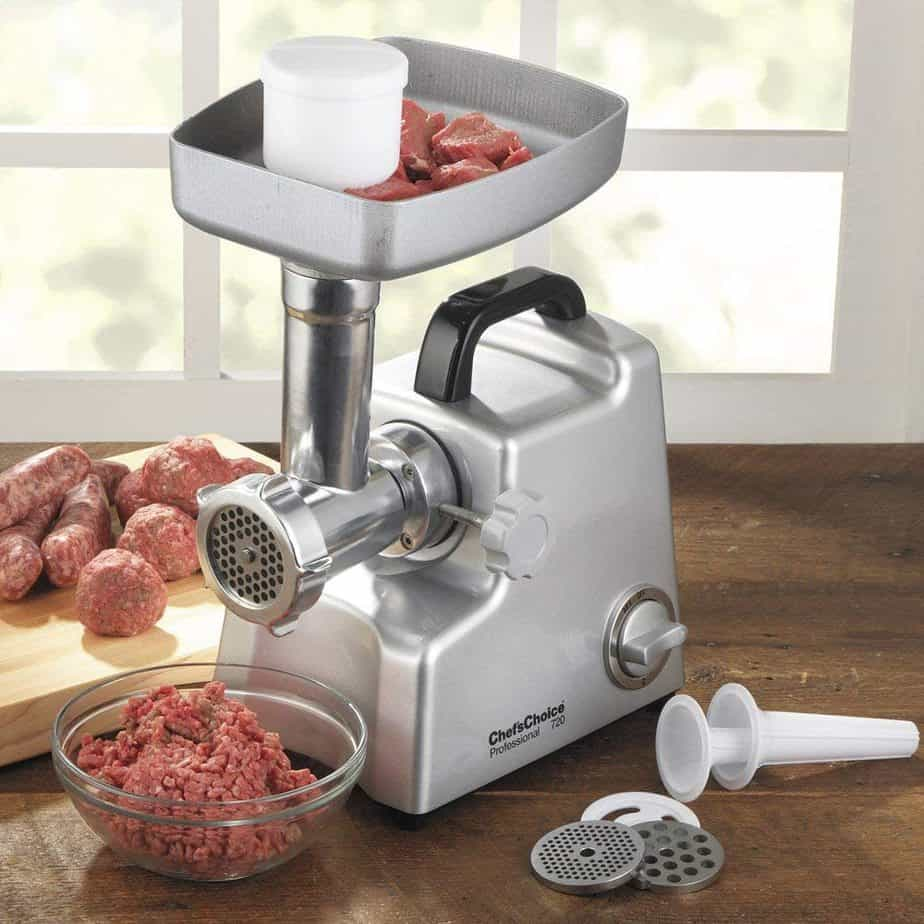 Chef's Choice Professional Commercial Meat Grinder