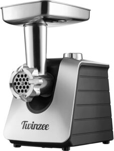 Twinzee Electric Meat Grinder and Sausage Stuffer review