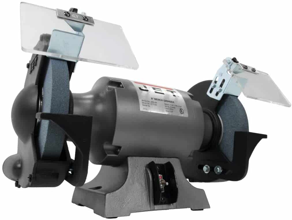 Features Of JET 577102 JBG-8A 8-Inch Bench Grinder